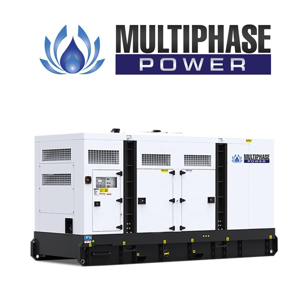 Multiphase power diesel generator