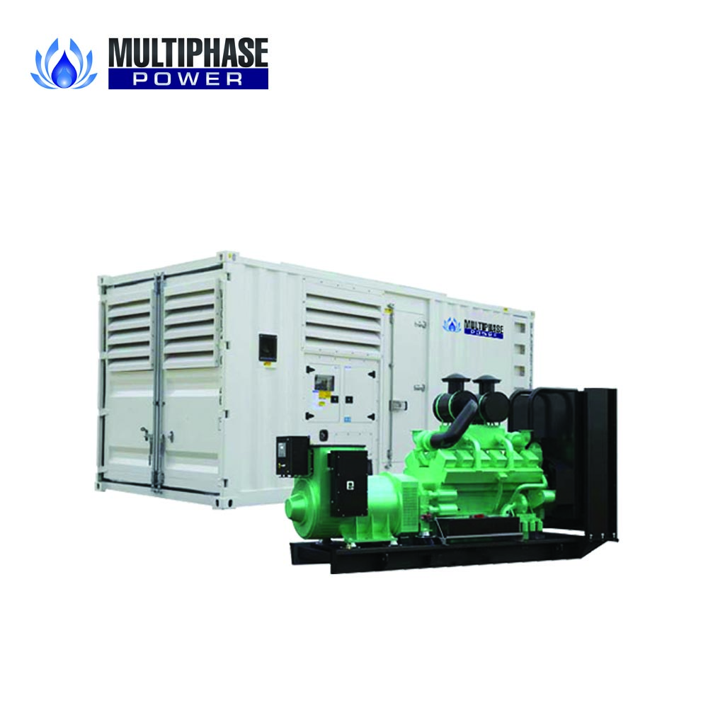 MULTIPHASE POWER GENERATOR GMS SERIES