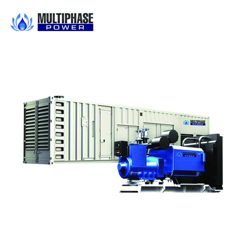 MULTIPHASE POWER GENERATOR WPS SERIES