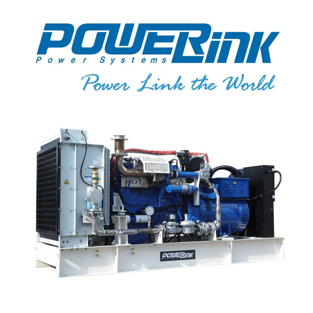 powerlink uk diesel generator and oil/gas generator