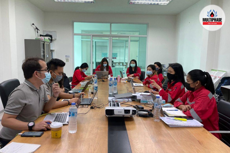 EXTERNAL AUDIT FOR ISO 14001 & 45001