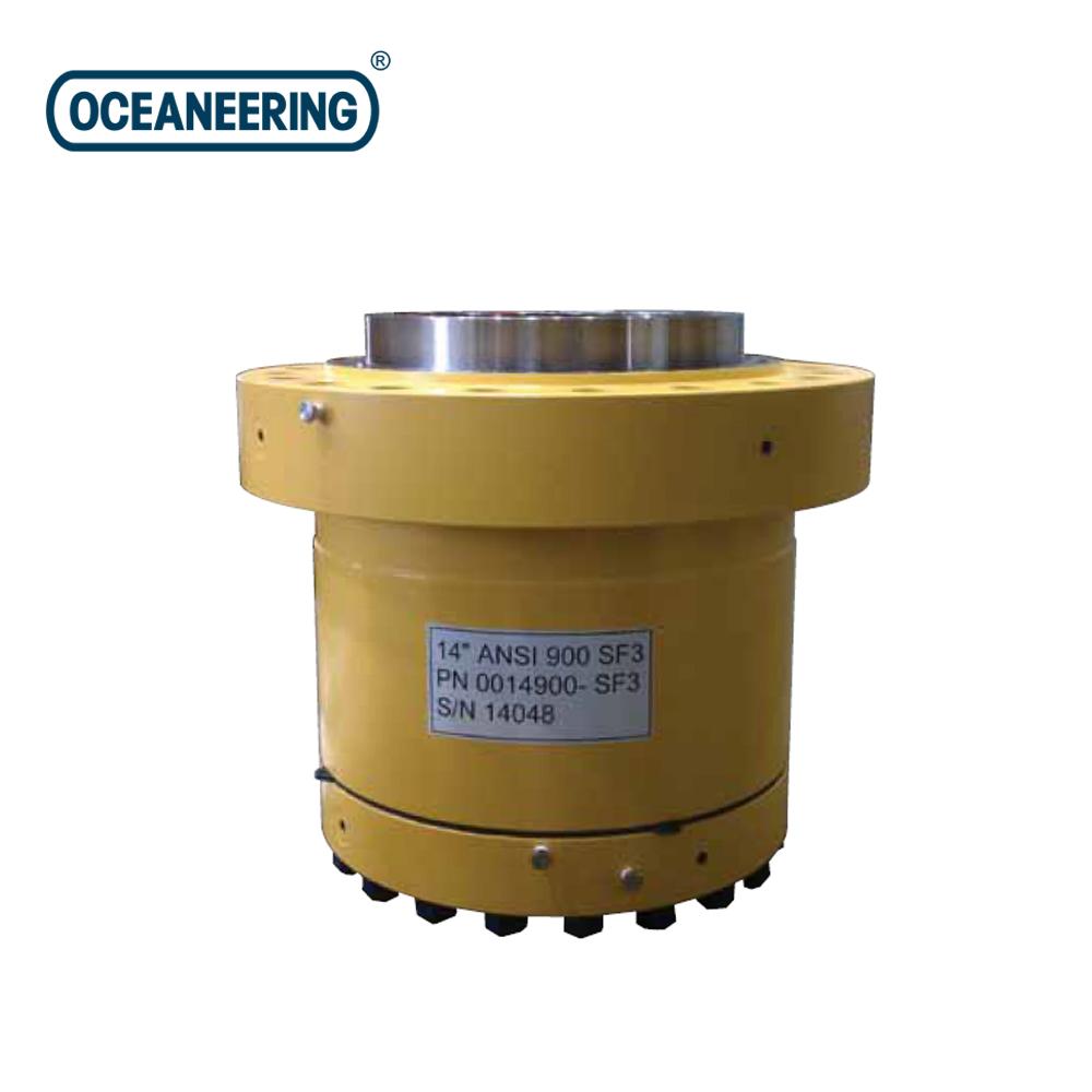 SMART FLANGE 3 CONNECTOR BY Oceaneering