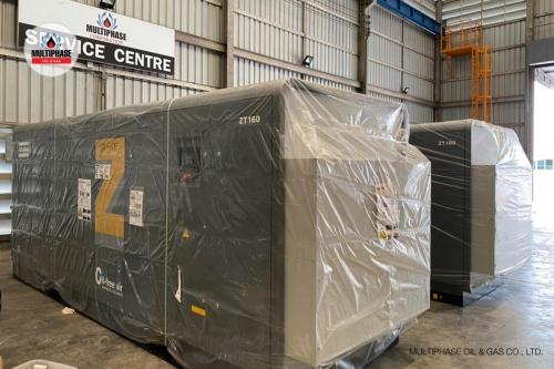 Air Comp  Air Dryer Modification Atlas 1