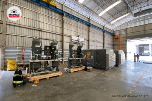 Air Comp  Air Dryer Modification Atlas 2