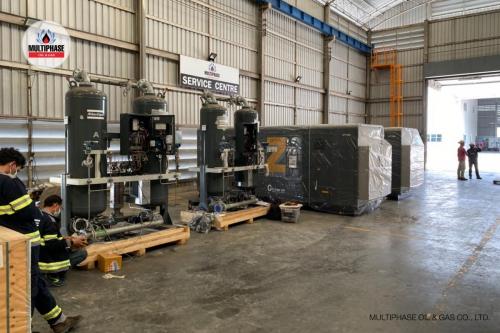 Air Comp  Air Dryer Modification Atlas 3