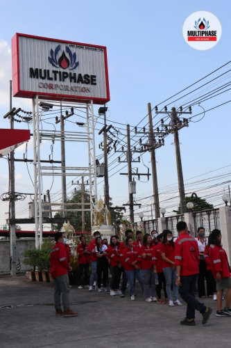 Multiphase-Oil-and-Gas ซ้อมหนีไฟ 41