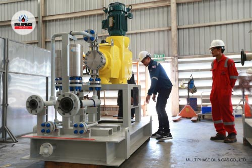 Chevron Centrifuge Sludge Pump 04