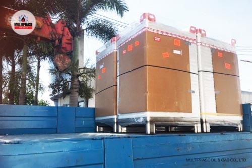 Chevron Storage Tank 06