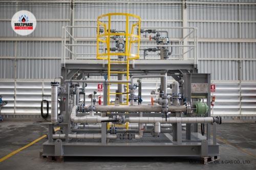 Chevron Fuel Gas 001